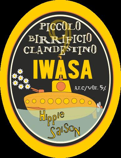 IWASA - Hippie Saison